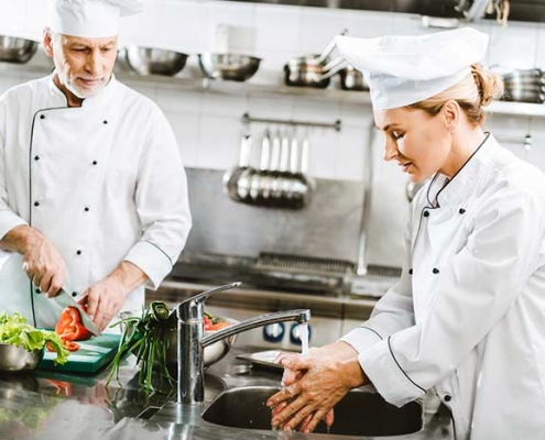 Food Handling and Hygiene Tips